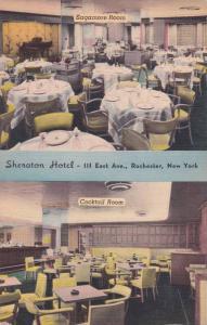 New York Rochester Sheraton Hotel