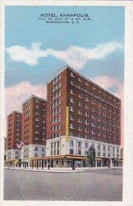 Hotel Annapolis Washington DC