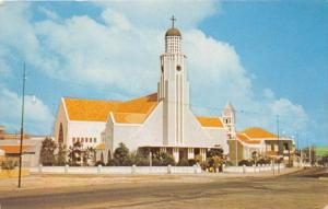 469 Aruba 1960's Protestant Church