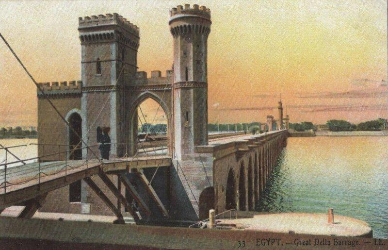 EGYPT , 00-10s ; Luxor , Great Delta Barrage