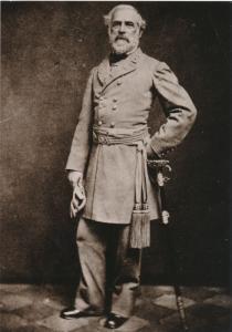 Confederate General Robert E Lee - Circa 1864 - Civil War Recent Print