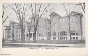 Illinois Jacksonville Womens College