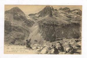 Chemin Du Vignemale, Pac De Chamarou, Col Du Muiet, Environs De Cauterets (Ha...