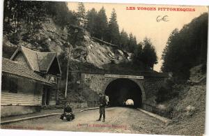 CPA Le Tunnel de BUSSANG (184926)