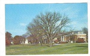 Warner Hall and Robinson Hall of University of Delaware,  Newark, Delaware, 4...