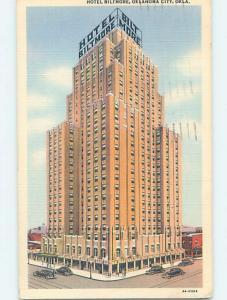 Linen HOTEL SCENE Oklahoma City OK B4044