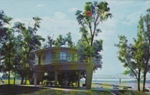 Illinois Cairo Riverboatmen's Observation Tower