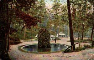 Michigan Grand Rapids John Ball Park 1907
