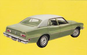 1974 Maverick 4-Door Sedan; 1970's