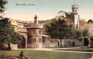 Lincoln United Kingdom, Great Britain, England The Castle Lincoln The Castle