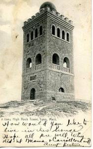 MA - Lynn, High Rock Tower