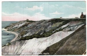 Martha's Vineyard, Mass, Gay Head Cliff
