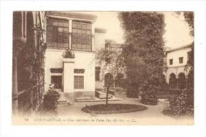 CONSTANTINE, Cour interieure du Palais Dar-El-Bey, Algeria , 00-10s
