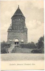 Cleveland, Ohio, Garfield's memorial , Pre-1907