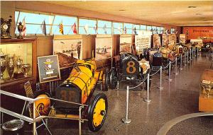 Indianapolis IN 500 Motor Speedway Museum SP. 1 Postcard