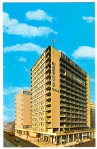 Exterior,  Westbury Hotel/ Toronto,  Ontario,  Canada,  40-60s