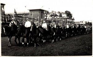 Horse Sport Horse Riders Group RPPC 03.00