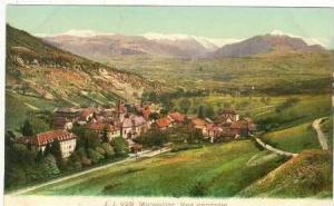 Vue Generale, Monnetier, Haute Savoie, France, 1900-1910s