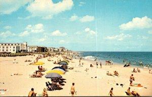 Virginia Virginia Beach Bathing Beach