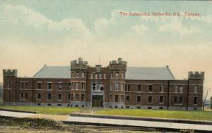 BELLEVILLE , Ontario, 1900-10s ; The Armouries : Version-2