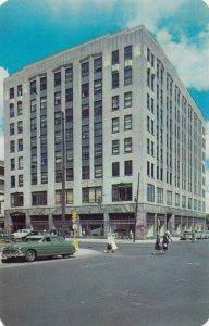 ROCKFORD , Illinois, 50-60s ; Gas & Elecric Building
