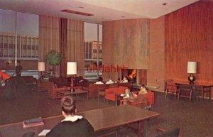 BRIGHAM YOUNG UNIVERSITY MEMORIAL HALL WILKINSON CENTER LIVING ROOM PROVO, UT