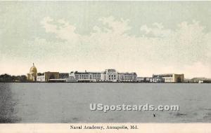 Naval Academy Annapolis MD Unused