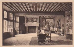 France Blois Chateau La Salle d'Honneur