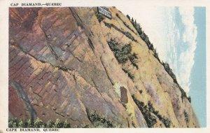 QUEBEC, Canada, 1900-1910's; Cape Diamond