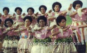 Fijian Meke Fiji, Fijian 1969