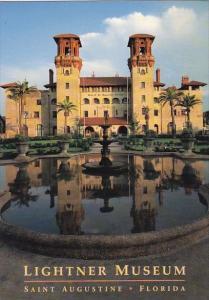 Lightner Museum Saint Augustine Florida