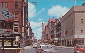WHEELING , West Virginia, 50-60s ; Market Street