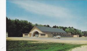 Le Centre Paroissial, Nicolet, Quebec, Canada, 1940-1960s