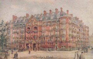 Mayfair, London , England , 00-10s ; Claridge's Hotel