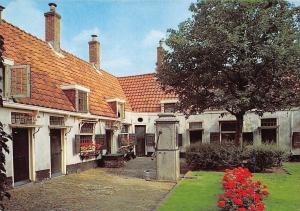 Netherlands Haarlem Hofje van Loo of Gasthuishofje
