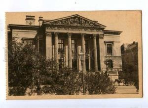 192620 FINLAND HELSINKI House of Estates Vintage postcard
