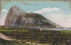 Rock From The Campamento, Gibraltar, 1900-1910s