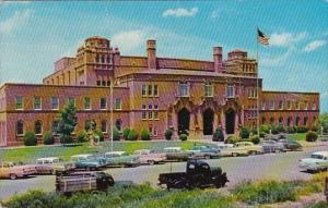 Texas Wichita Falls Memorial Auditorium 1962