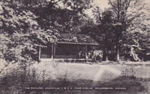 The Pavilion Louisville Y W C A Camp Chelan Sellerburg Indiana Artvue