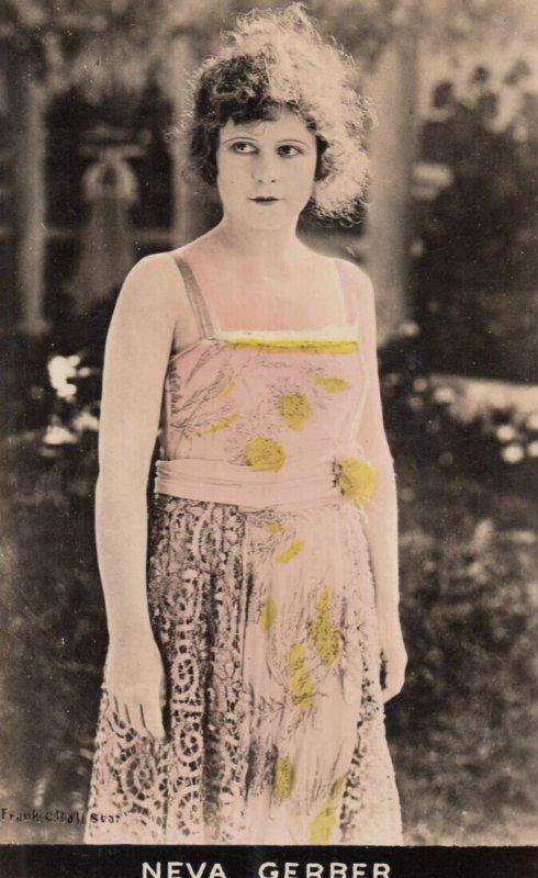 RP: Female Portrait , 1900-10s : #7 Neva Gerber
