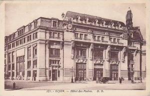 Hotel Des Postes, Dijon (Côte-d´Or), France, 1900-1910s