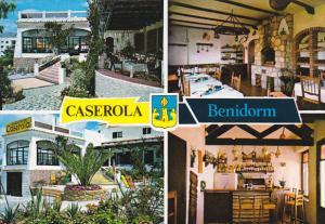 Restaurante Caserola Benidorm Alicante Spain