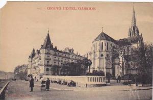 PAU, Grand Hotel Gassion, Pyrenees-Atlantiques, France, 10-20s