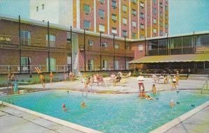 New York Niagara Falls Treadway Inn 1968