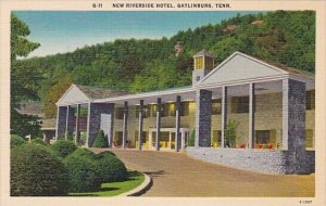 New Riverside Hotel Gatlinburg Tennessee
