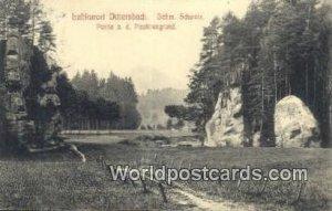 Luftkurort Dittersbach Bohm, Schweiz Austria 1911