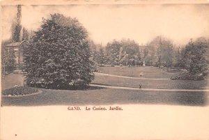 Le Casino, Jardin Gand Belgium Unused