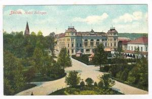 Skofde, Hotell Billingen, Sweden, 00-10s