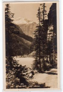 RPPC, Mt Lefroy, Lake Louise