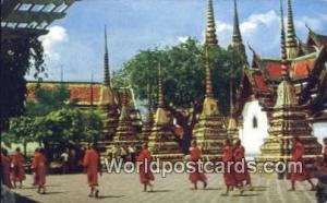 Bangkok Thailand Wat Po  Wat Po